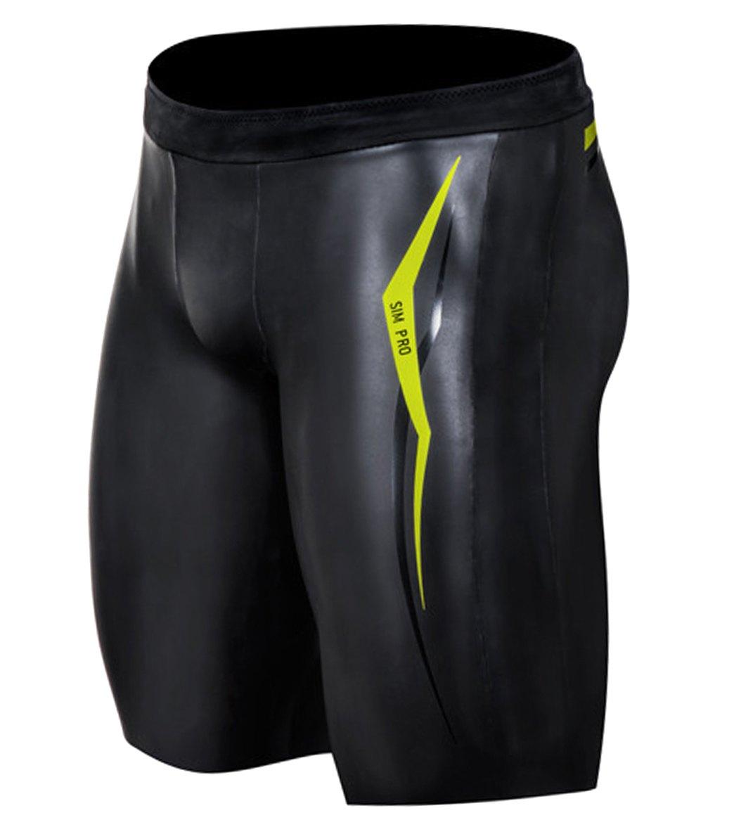 f39040a207 ROKA Sports Men's SIM Pro II Neoprene Shorts at SwimOutlet.com ...