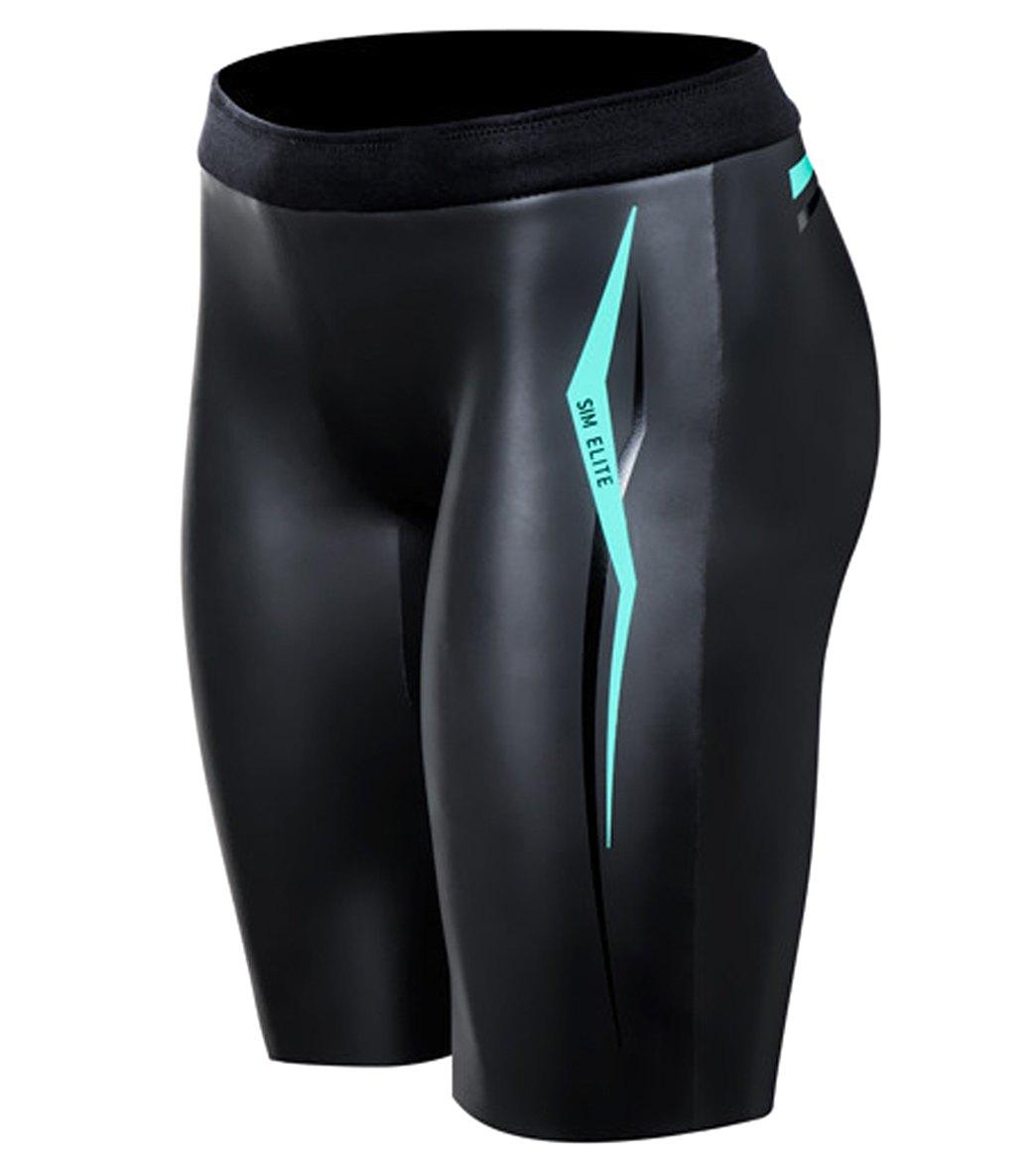 e9771463c1 ROKA Sports Women s SIM Elite II Neoprene Shorts at SwimOutlet.com - Free  Shipping