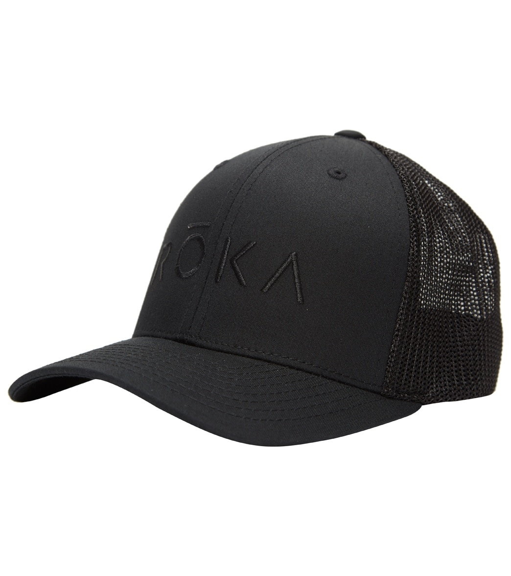39d84e68 ROKA Sports Pro Team Flexfit Hat at SwimOutlet.com