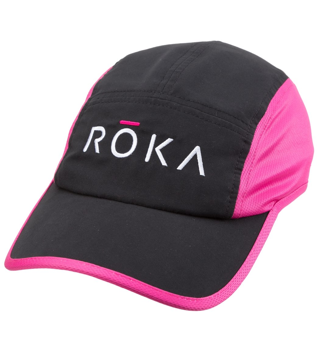 1c6a3aecd3 ROKA Sports Endurance Run Hat at SwimOutlet.com