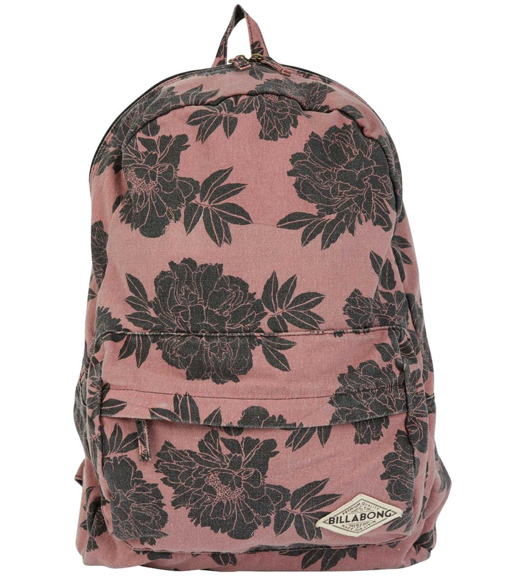 d988d08db Billabong Hand Over Love Canvas Backpack at SwimOutlet.com