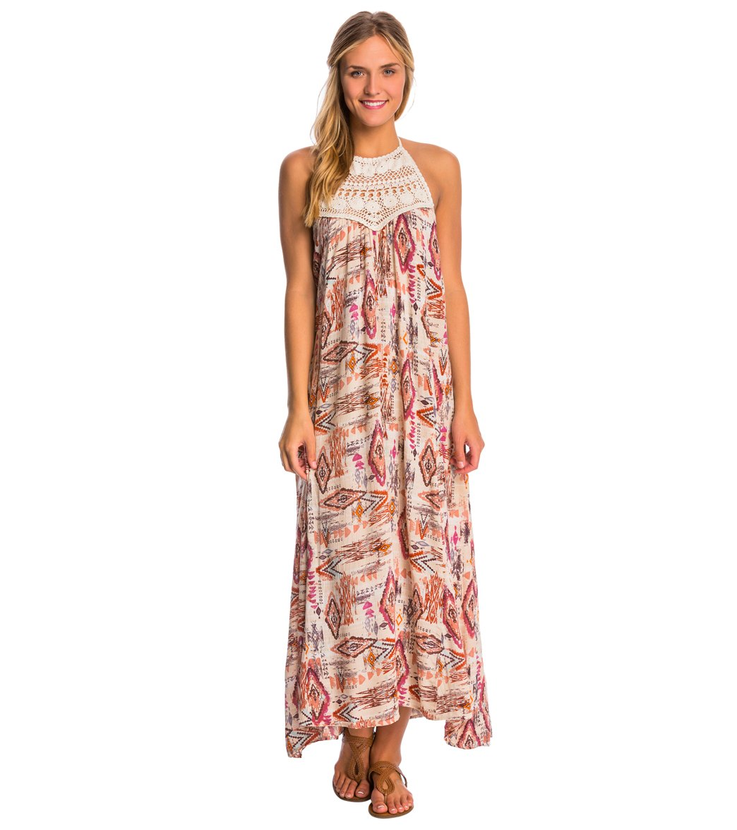 3f76d7c497bb8 Billabong Shine On Maxi Dress