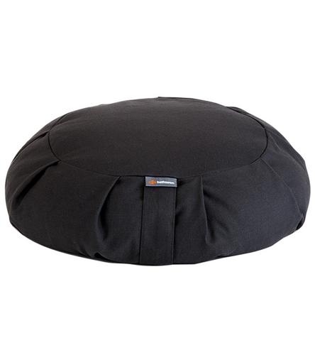 Halfmoon Round Zafu Yoga Meditation Cushion At YogaOutlet