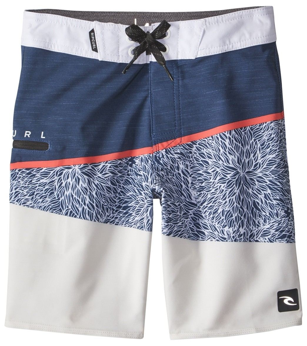 d43fd2a7b762 Rip Curl Boys' Mirage Wedge Boardshort (8-20) at SwimOutlet.com ...