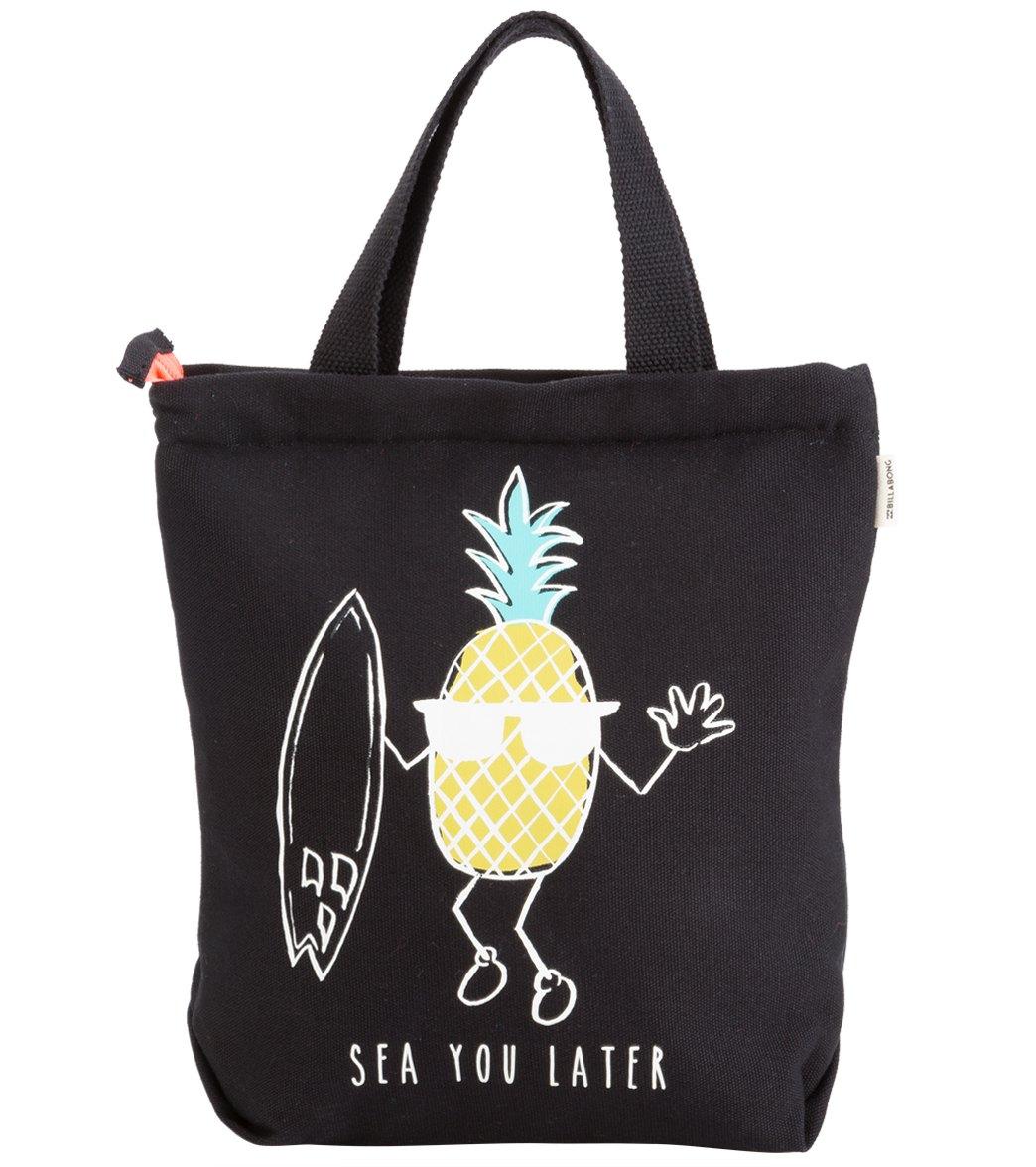 fe8254fe29f1 Billabong Girls  Beach Picnic Lunch Bag at SwimOutlet.com