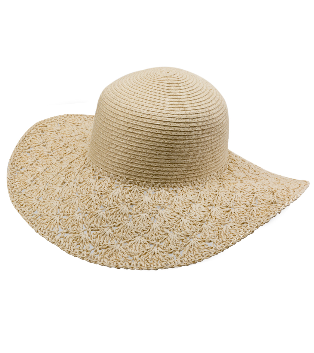 a80a02498ea Roxy Facing The Sun Straw Hat at SwimOutlet.com