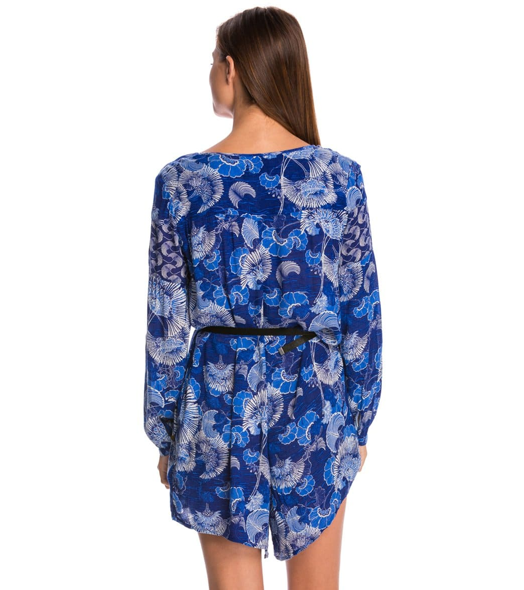 486ac41a953d Roxy Metric Match Romper at SwimOutlet.com - Free Shipping