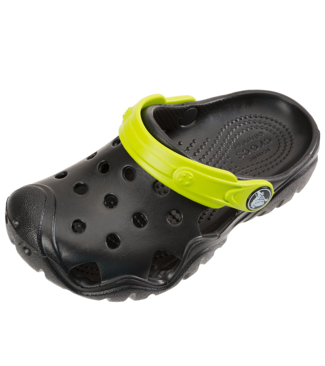 cdefe40e03504 Crocs Kids  Swiftwater Clog (Toddler  Big Kid  Little Kid) at ...