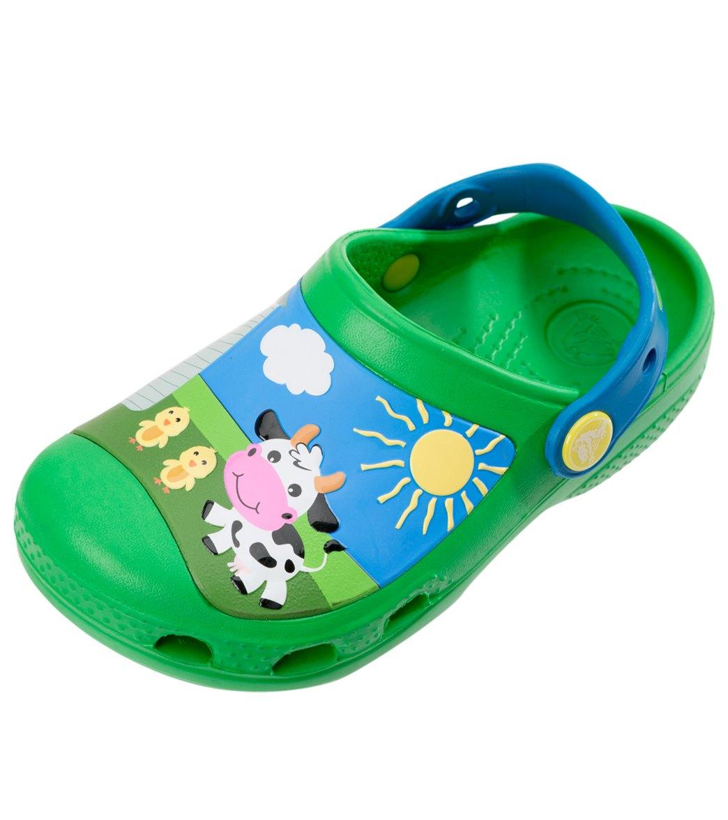 Crocs Kids Barnyard Clog Toddler Little Kid Big