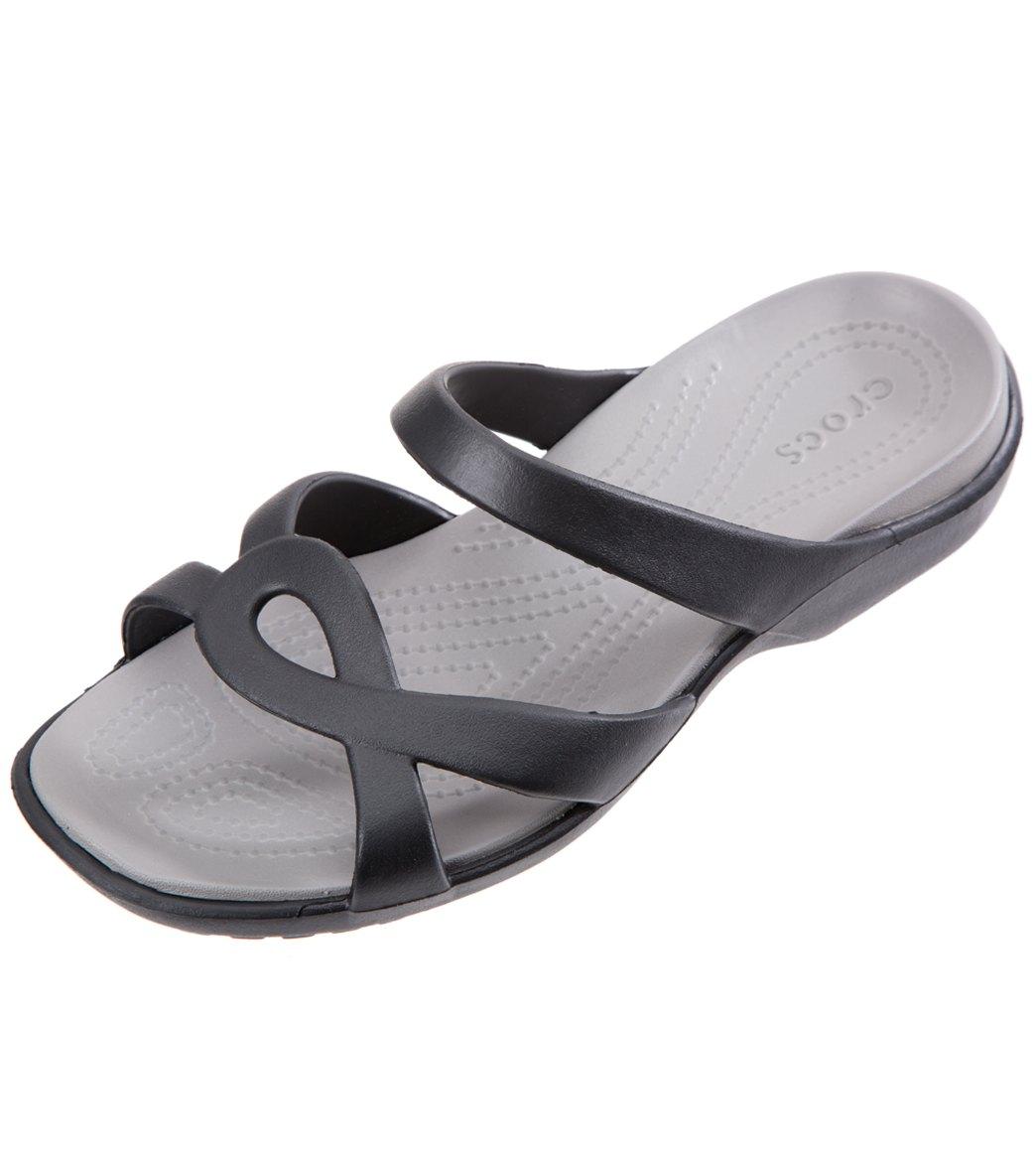 bf8ceffeb Crocs Women s Meleen Twist Sandal at SwimOutlet.com