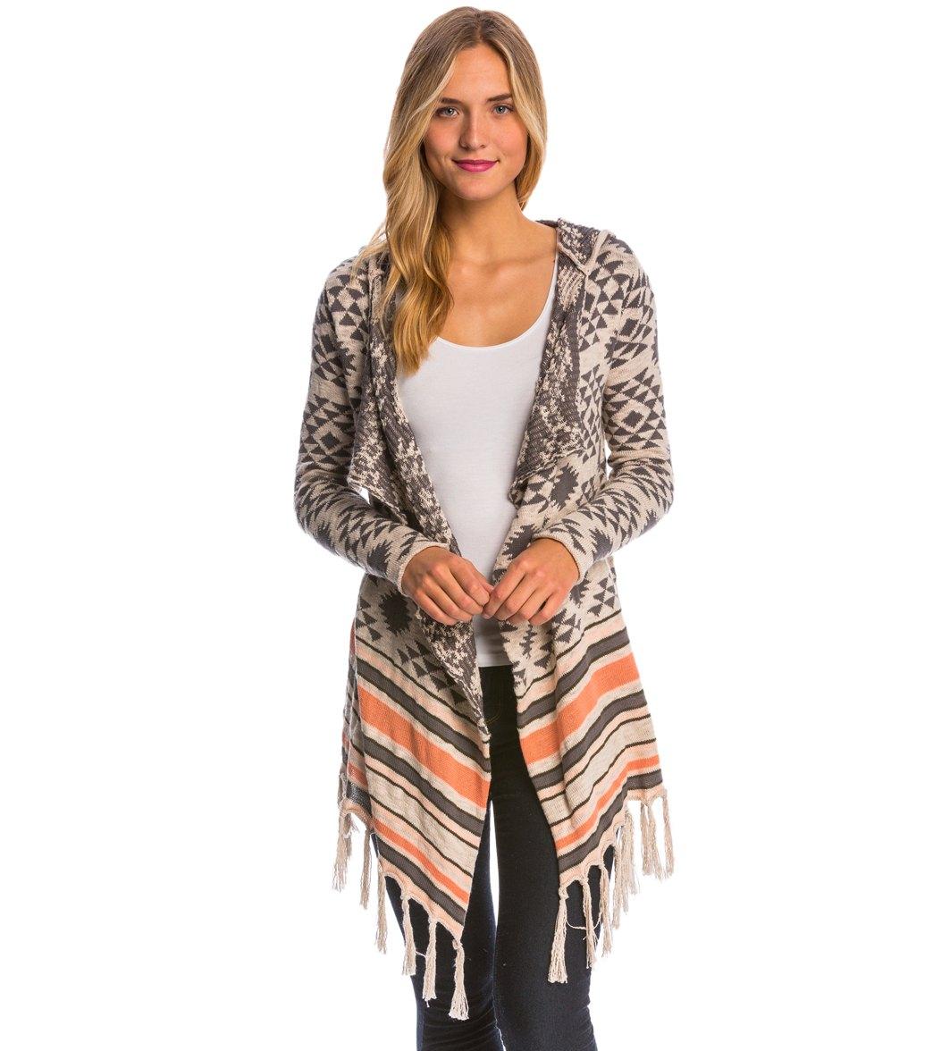 b225fa7f6a Rip Curl Desert Nights Cardigan at SwimOutlet.com - Free Shipping