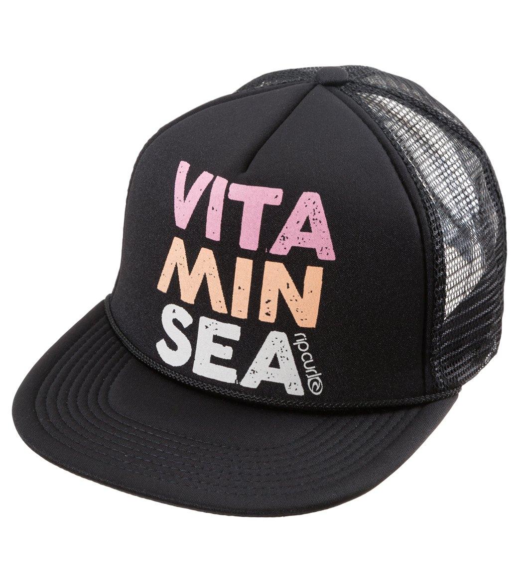 8819e387b71fc Rip Curl Vitamin Sea Trucker Hat at SwimOutlet.com