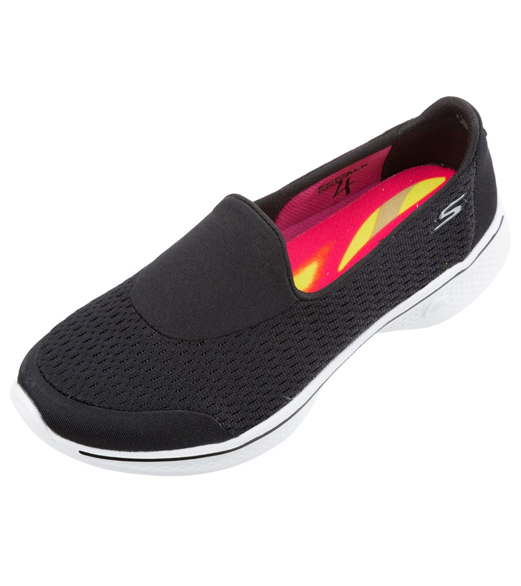 0e8ac79cf63ab Skechers Women s GOwalk 4 - Pursuit at SwimOutlet.com - Free Shipping