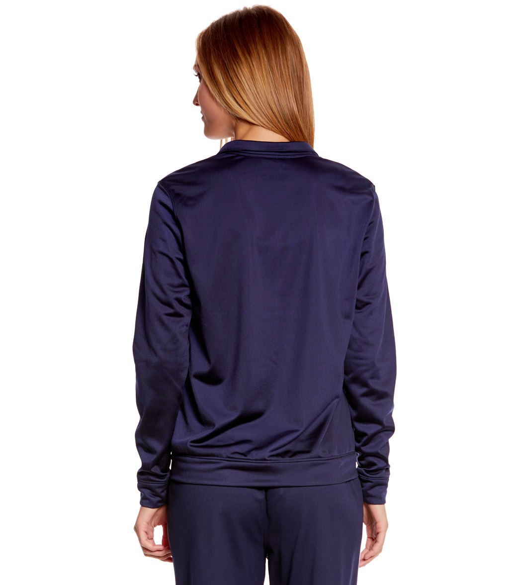 f88ed1f33 Under Armour Women's Rival Knit Warm-Up Jacket at SwimOutlet.com ...