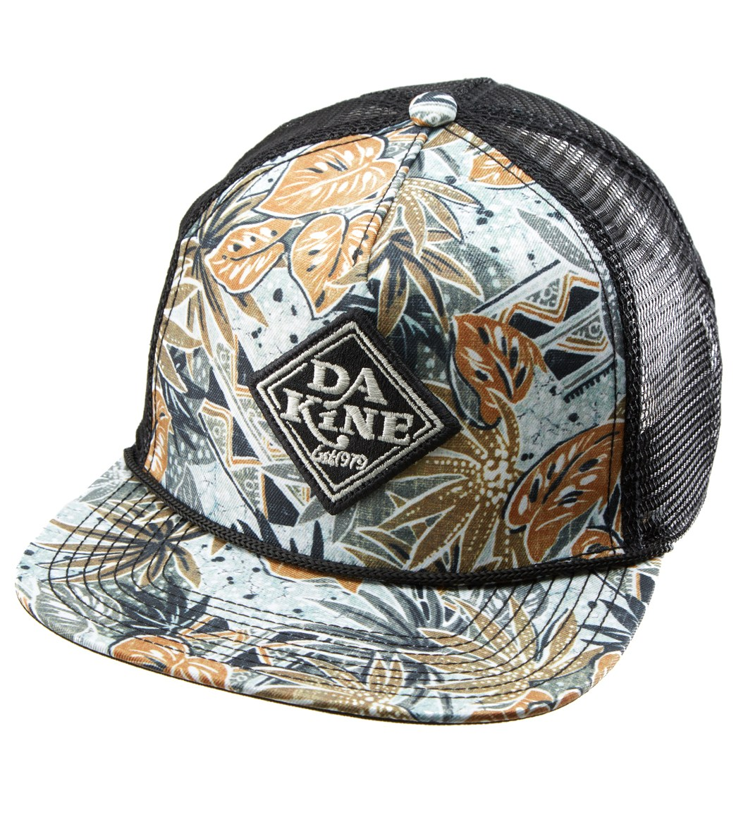 2a5f4f0e2e768 Dakine Men s Classic Diamond Hat at SwimOutlet.com