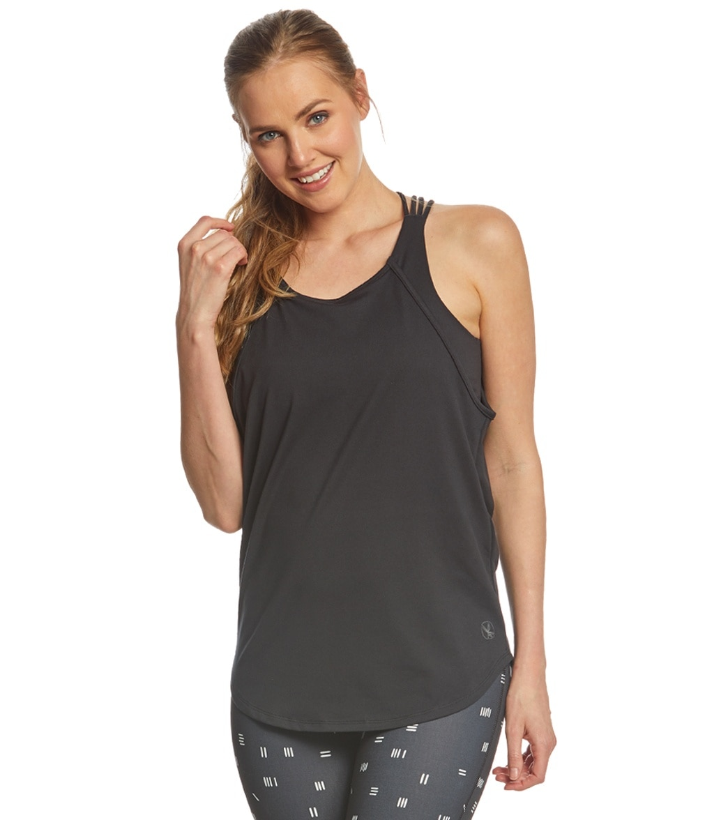 b744c66f667cb Carve Designs Women s Airlia Sleeveless Tank Top at SwimOutlet.com ...