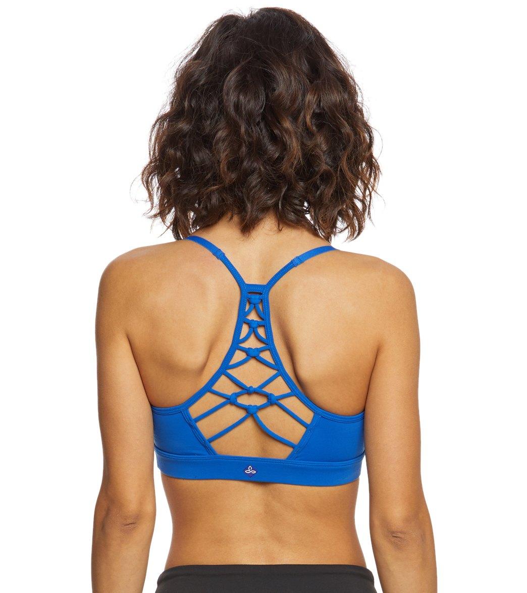 a05edc3f36893 Prana Elixir Yoga Sports Bra at YogaOutlet.com