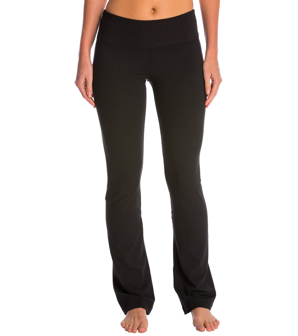 Balance Collection Barely Flare Yoga Pants- Long 34