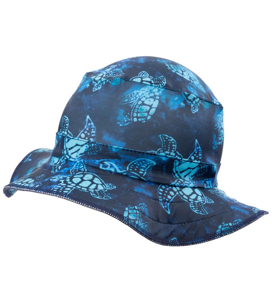 Swimlids Turtle UPF 50+ Bucket Hat at SwimOutlet.com bbfb20e98a0