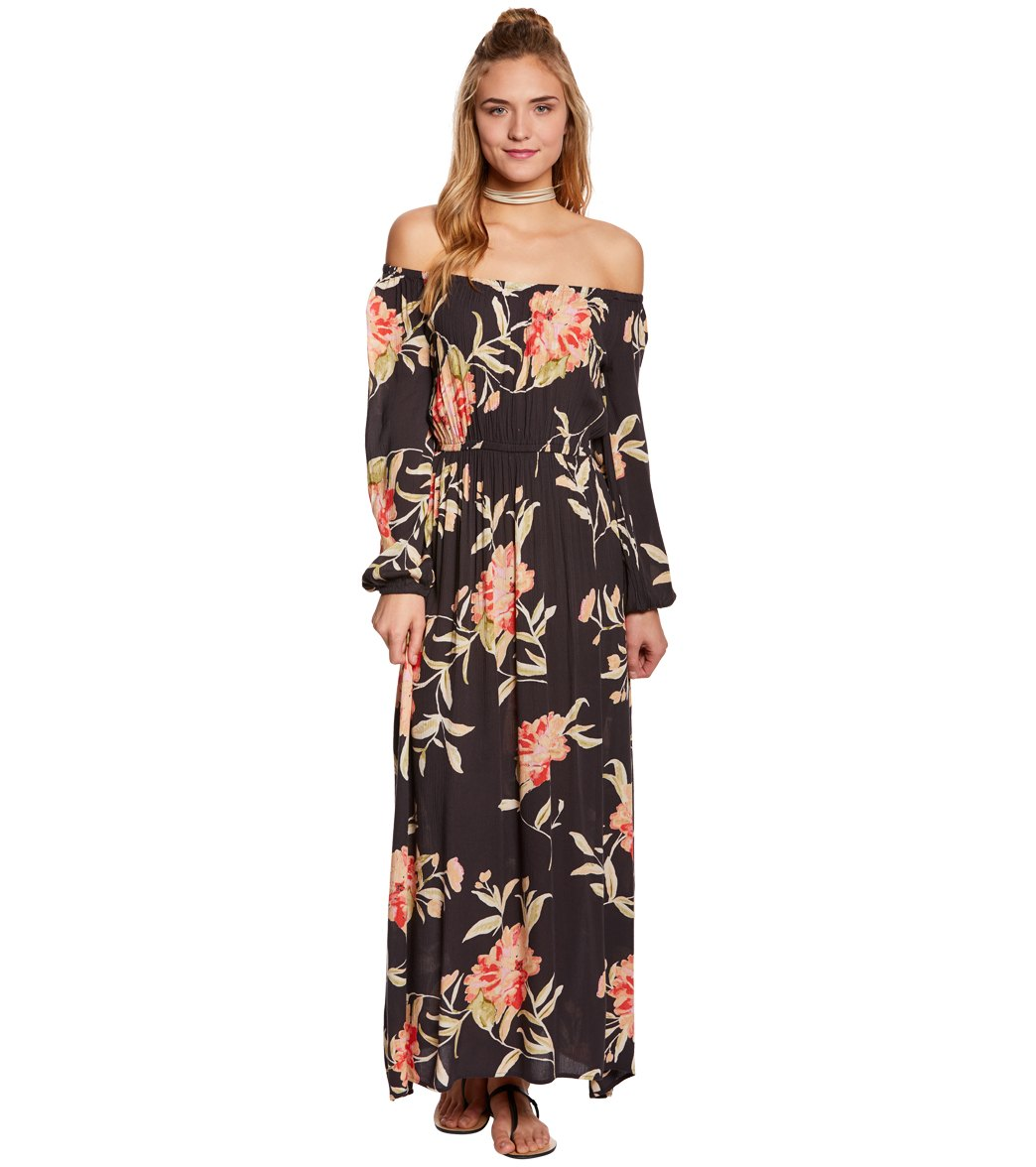 e246dbd012d Billabong Crystal Ball Maxi Dress at SwimOutlet.com - Free Shipping