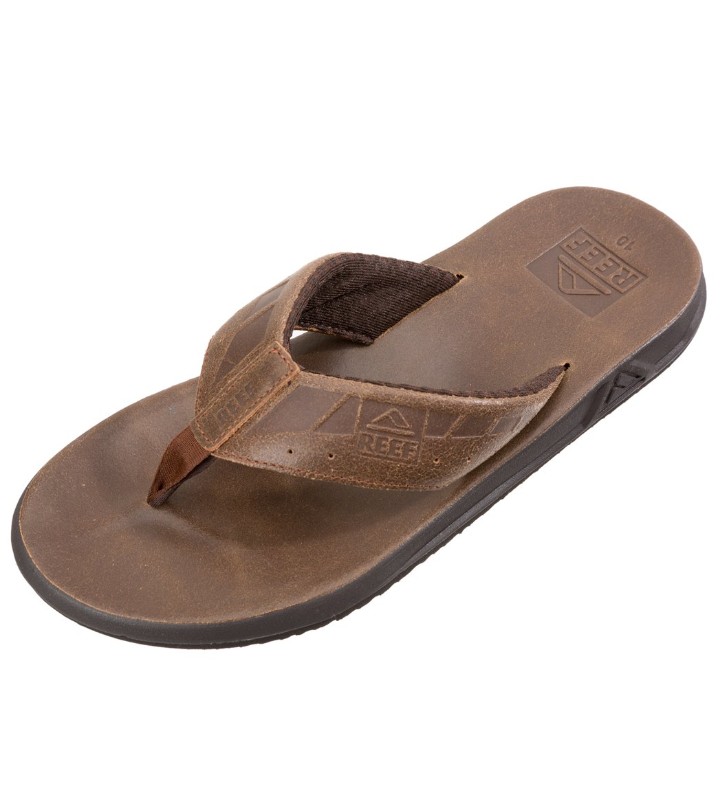 cb0cb792bf3f Reef Men s Phantom Ultimate Flip Flop at SwimOutlet.com - Free ...