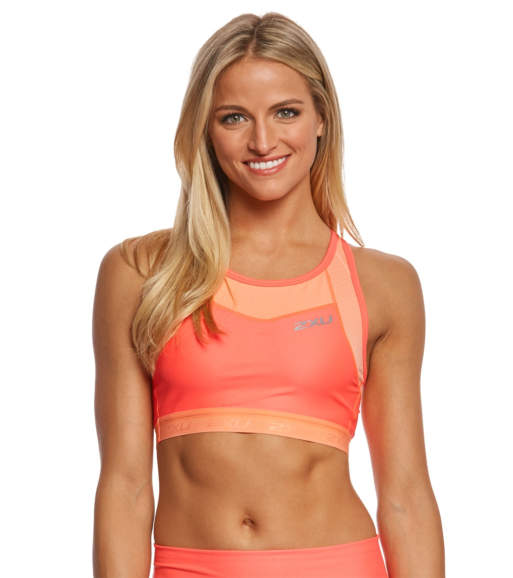 2XU Women s X-Vent Tri Crop Top at SwimOutlet.com - Free Shipping 9caf58a1355e9