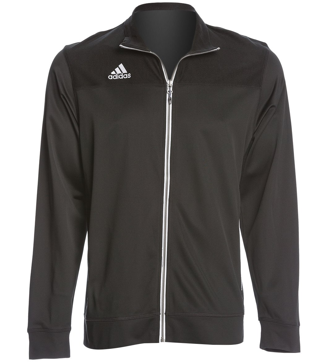 22eeee754 Adidas Men's Utility Warm Up Jacket at SwimOutlet.com - Free Shipping