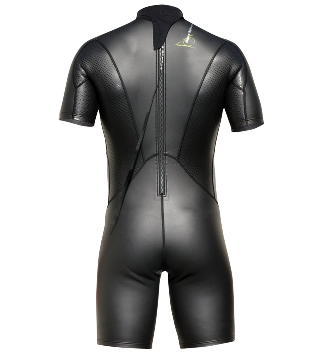 Aqua Sphere Men s WT80 Shorty Wetsuit at SwimOutlet.com - Free Shipping 323134d94