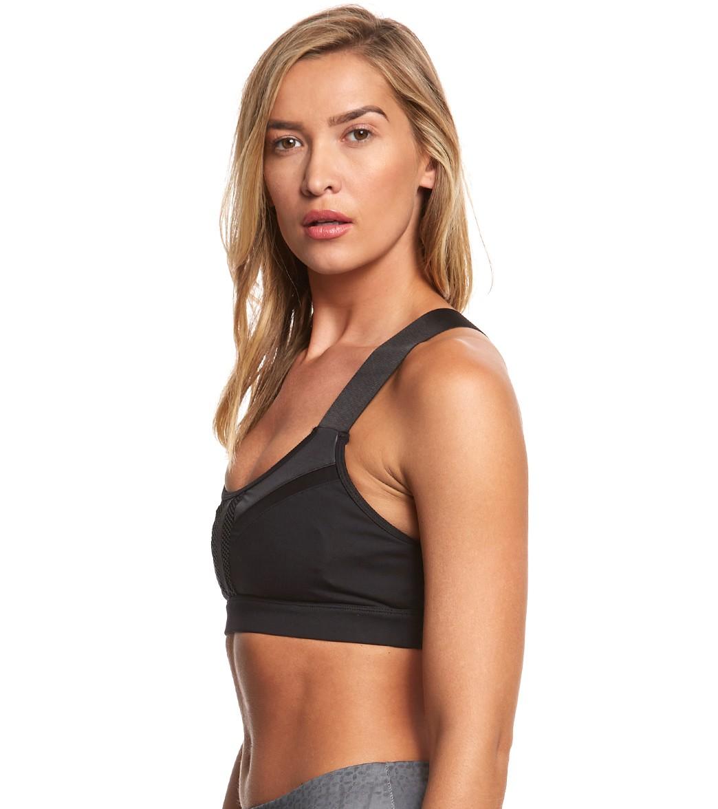 96630da68a Alo Yoga Equalize Yoga Sports Bra at YogaOutlet.com - Free Shipping