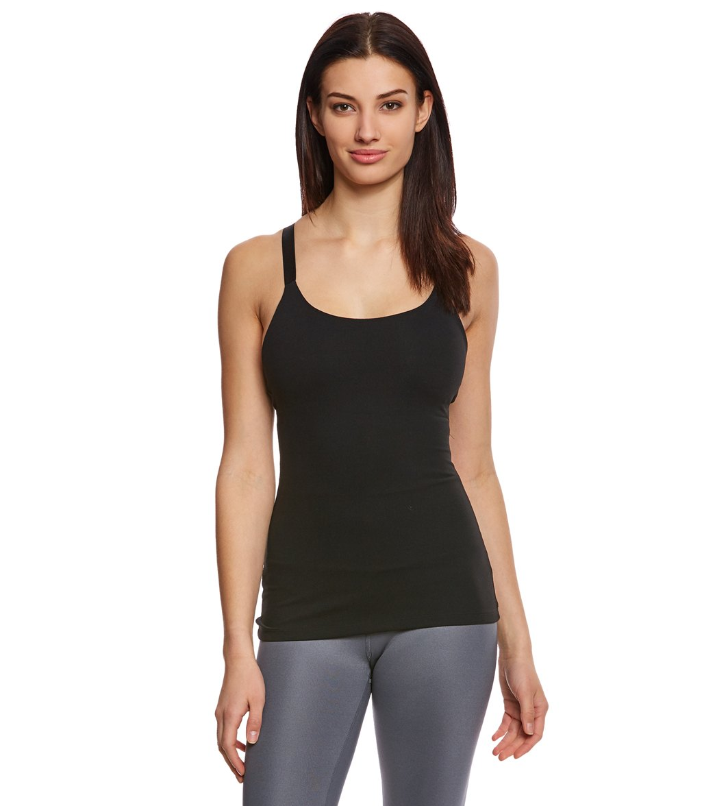 f25803f1ea75d Beyond Yoga Live Free Or Tie Hard Yoga Support Tank at YogaOutlet ...