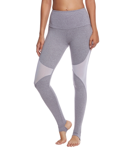 4c9c93bf88cc7 Onzie High Waisted Stirrup Yoga Leggings at YogaOutlet.com - Free Shipping