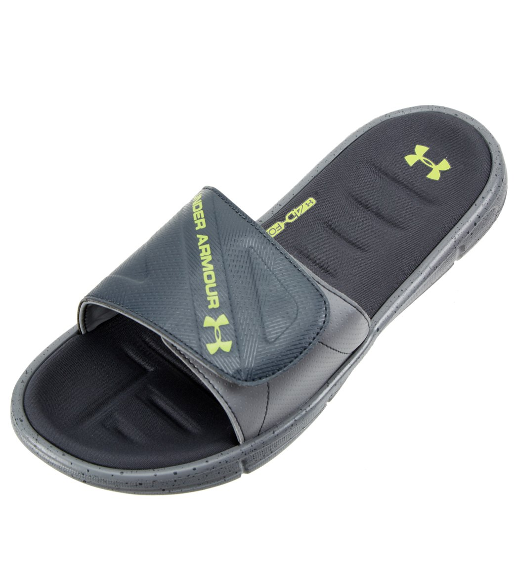2b40ba53 Under Armour Men's Ignite Slide Sandal