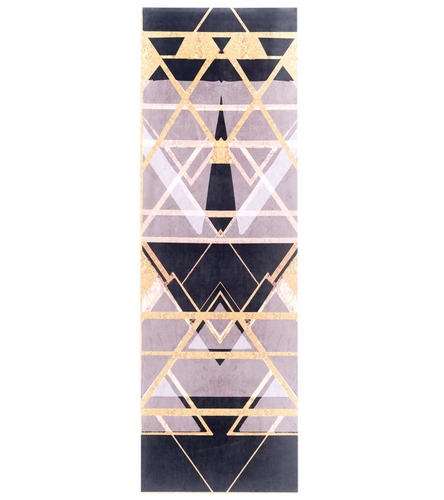 La Vie Boheme Deco Hot Yoga Mat Towel Combo At YogaOutlet