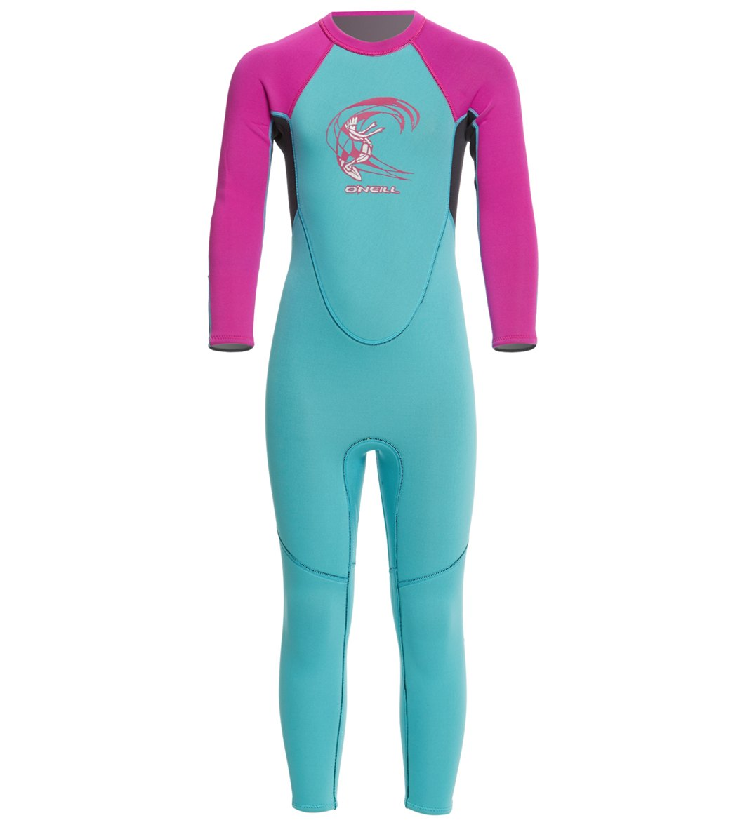 84d1a57323 O Neill Toddler 2MM Reactor Fullsuit Wetsuit at SwimOutlet.com - Free  Shipping