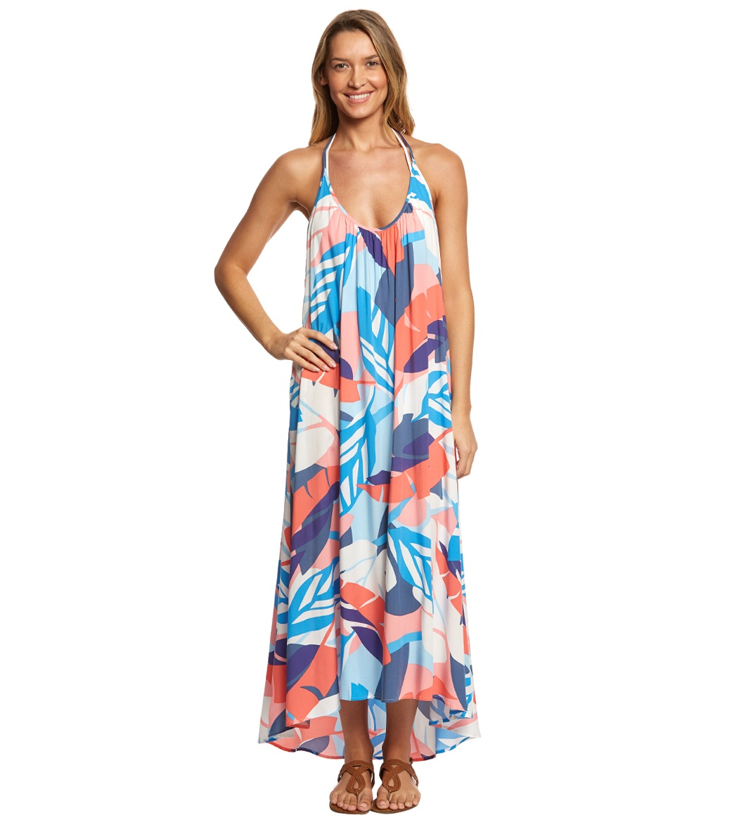 Vince Camuto Rainforest Maxi Dress Cover Up at SwimOutlet.com - Free ...