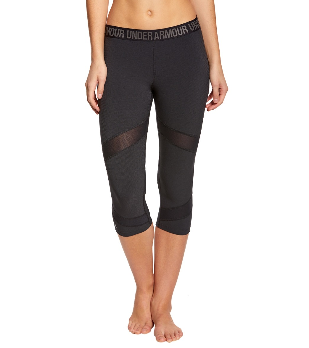 70c3db5494fff Under Armour Women's UA CoolSwitch Capri at SwimOutlet.com - Free Shipping