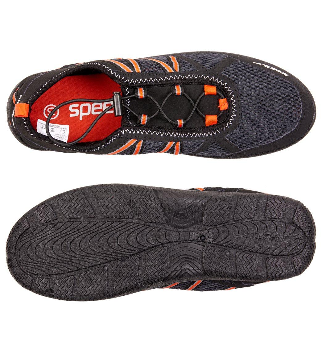a5267bdd5 Speedo Men s Seaside Lace 5.0 Water Shoe at SwimOutlet.com