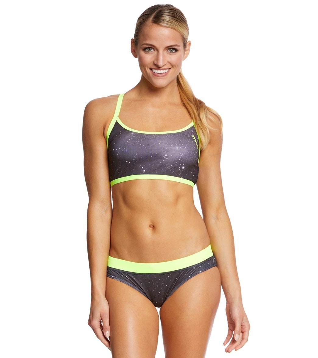 ce5551a333e85 Zone 3 Women s Cosmic Two Piece Bikini at SwimOutlet.com - Free Shipping