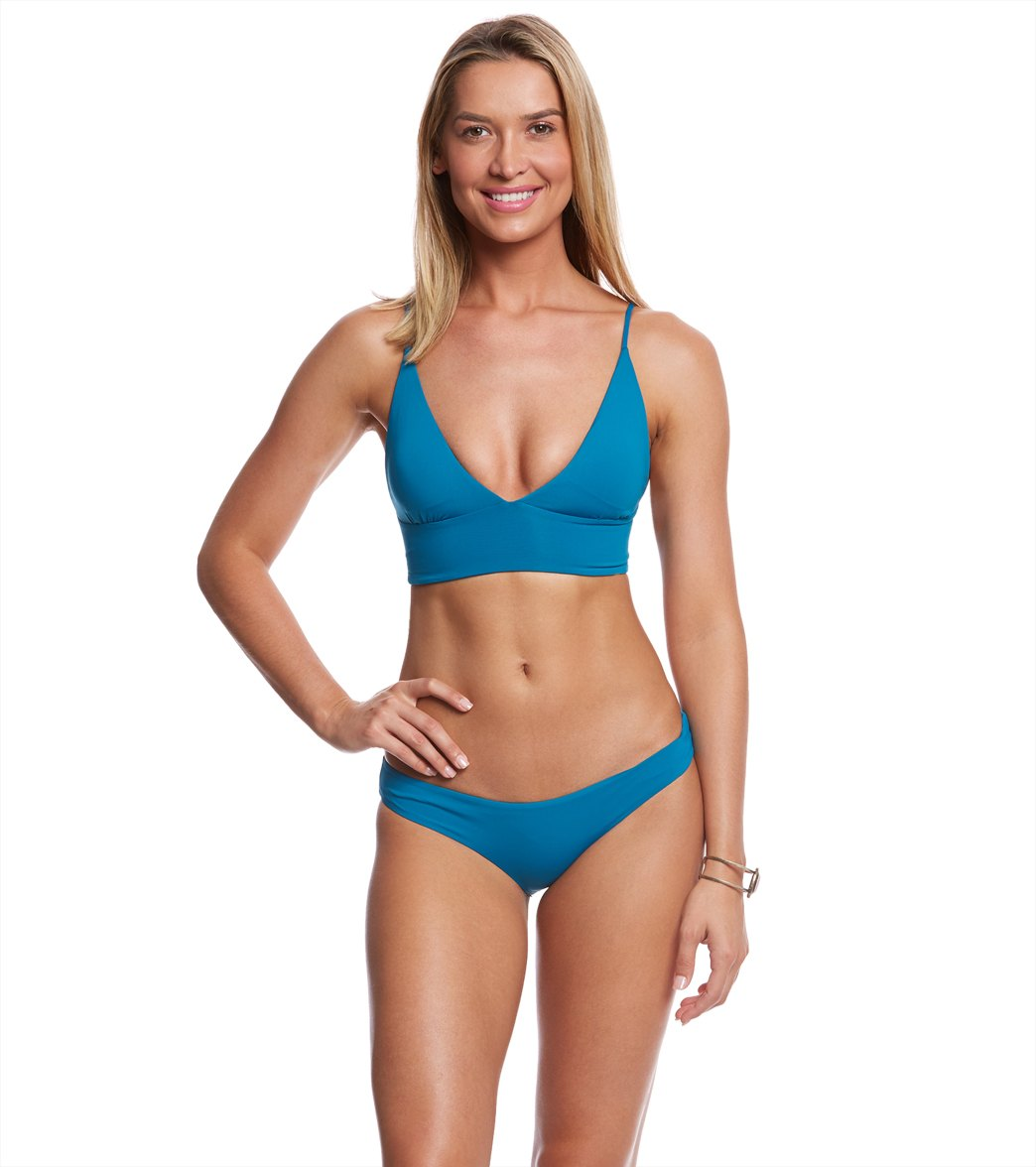 b8fdc7a06a1bf L-Space Sensual Solids Sandy Bikini Bottom at SwimOutlet.com - Free ...