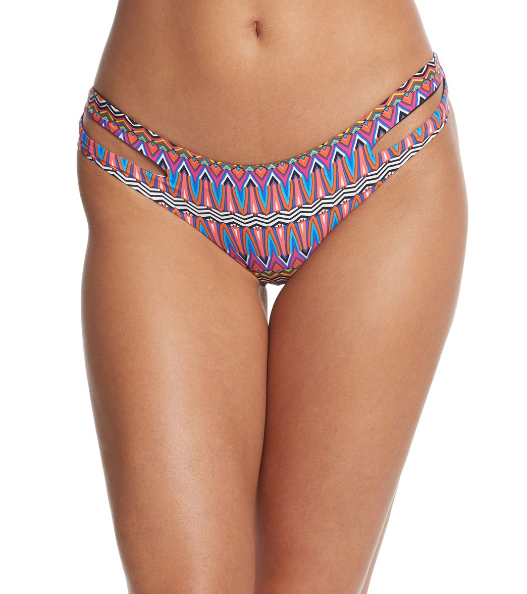 L-Space Swimwear Native Dance Estella Reversible Bikini Bottom at  SwimOutlet.com - Free Shipping 31001793e