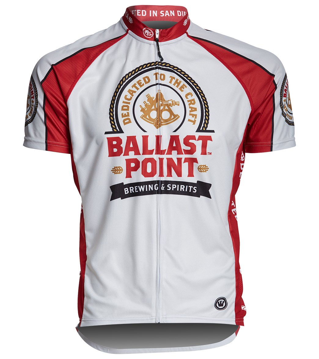 Canari Men s Ballast Point Brewing Cycling Jersey at SwimOutlet.com - Free  Shipping cd68f3db9