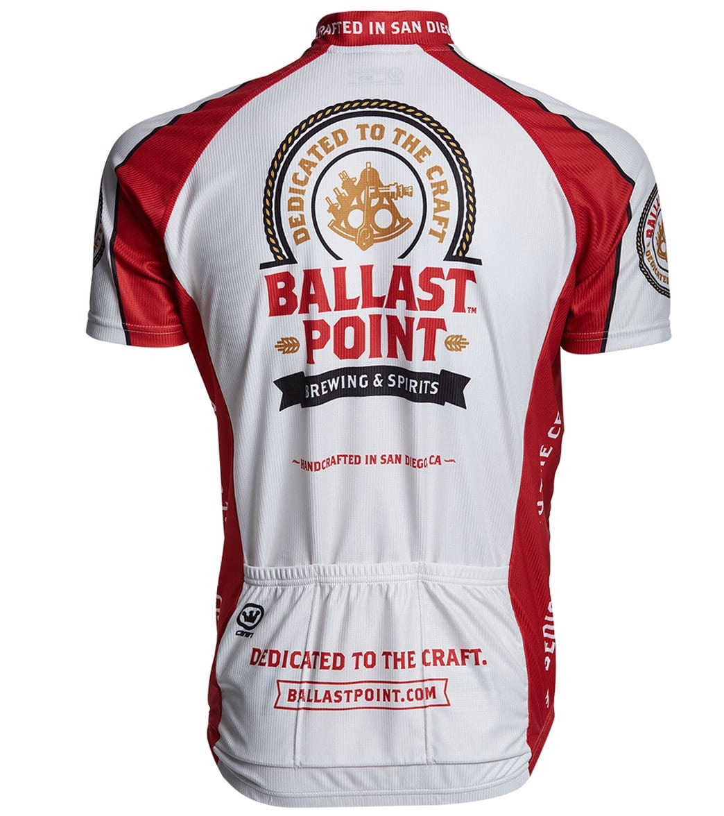Canari Men s Ballast Point Brewing Cycling Jersey at SwimOutlet.com ... 9cd92fd1e