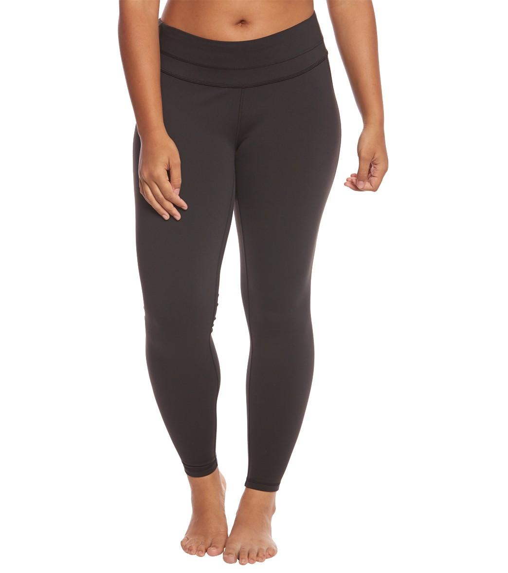 0bfe4c119bdbf Lucy Women's Plus Size Studio Hatha Legging at SwimOutlet.com ...