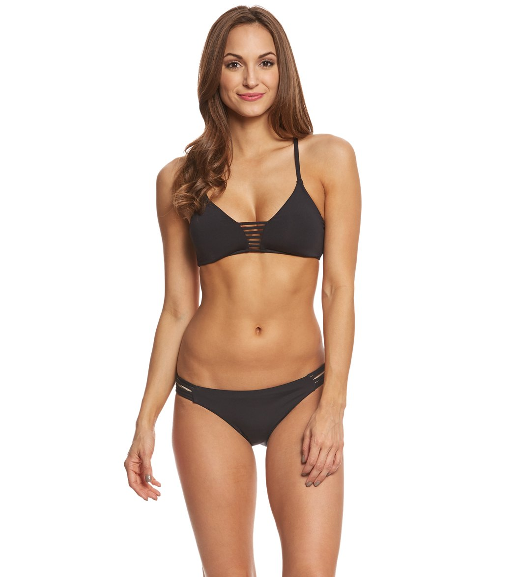 cc7f382c84 Seafolly Active Rouleau Bralette Bikini Top at SwimOutlet.com - Free ...