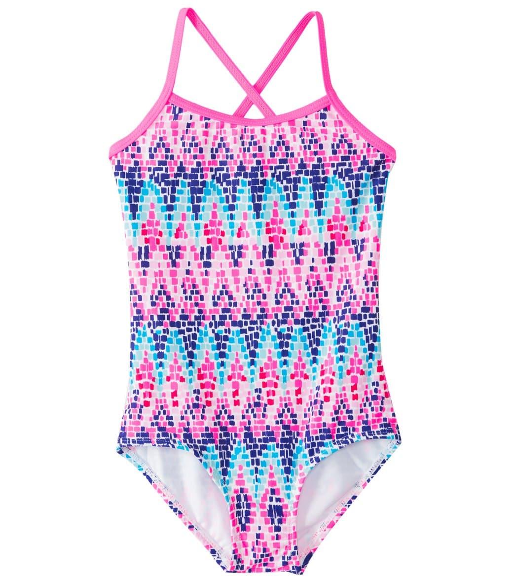 Kanu Surf Girls Candy Tankini Swimsuit