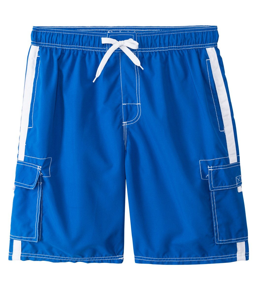 b0a4ab62f90 Kanu Surf Men's Barracuda Swim Trunk at SwimOutlet.com