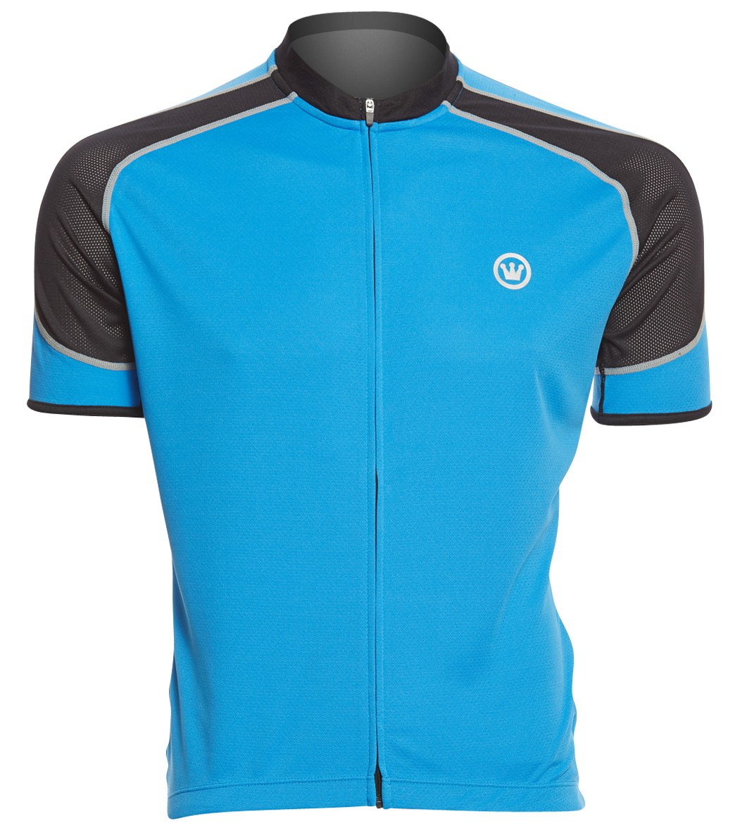 Canari Men s Streamline Short Sleeve Cycling Jersey at SwimOutlet.com 0c7d2514f