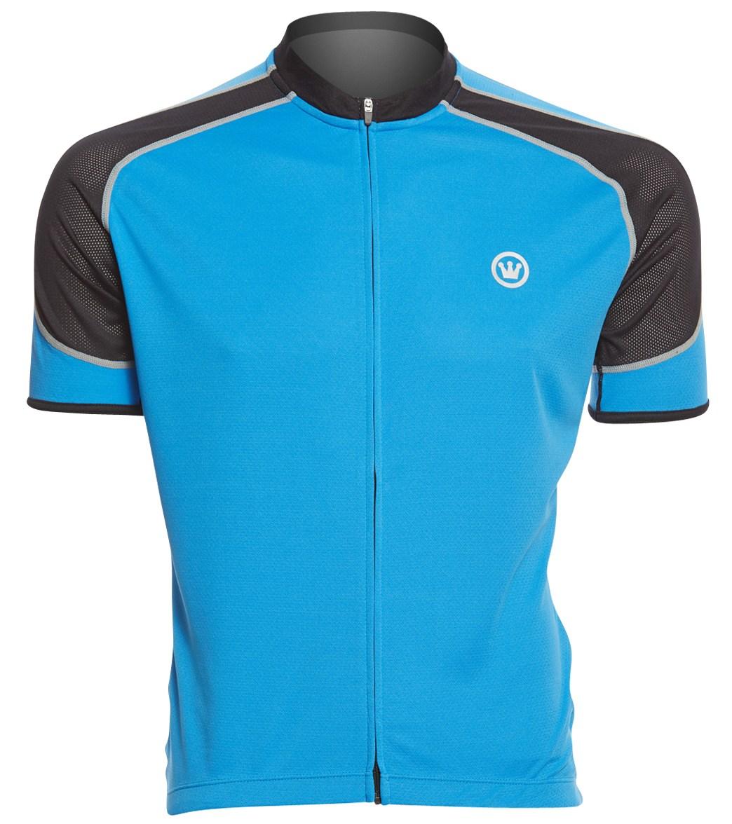 Canari Men s Streamline Short Sleeve Cycling Jersey at SwimOutlet.com 0c7d2514f