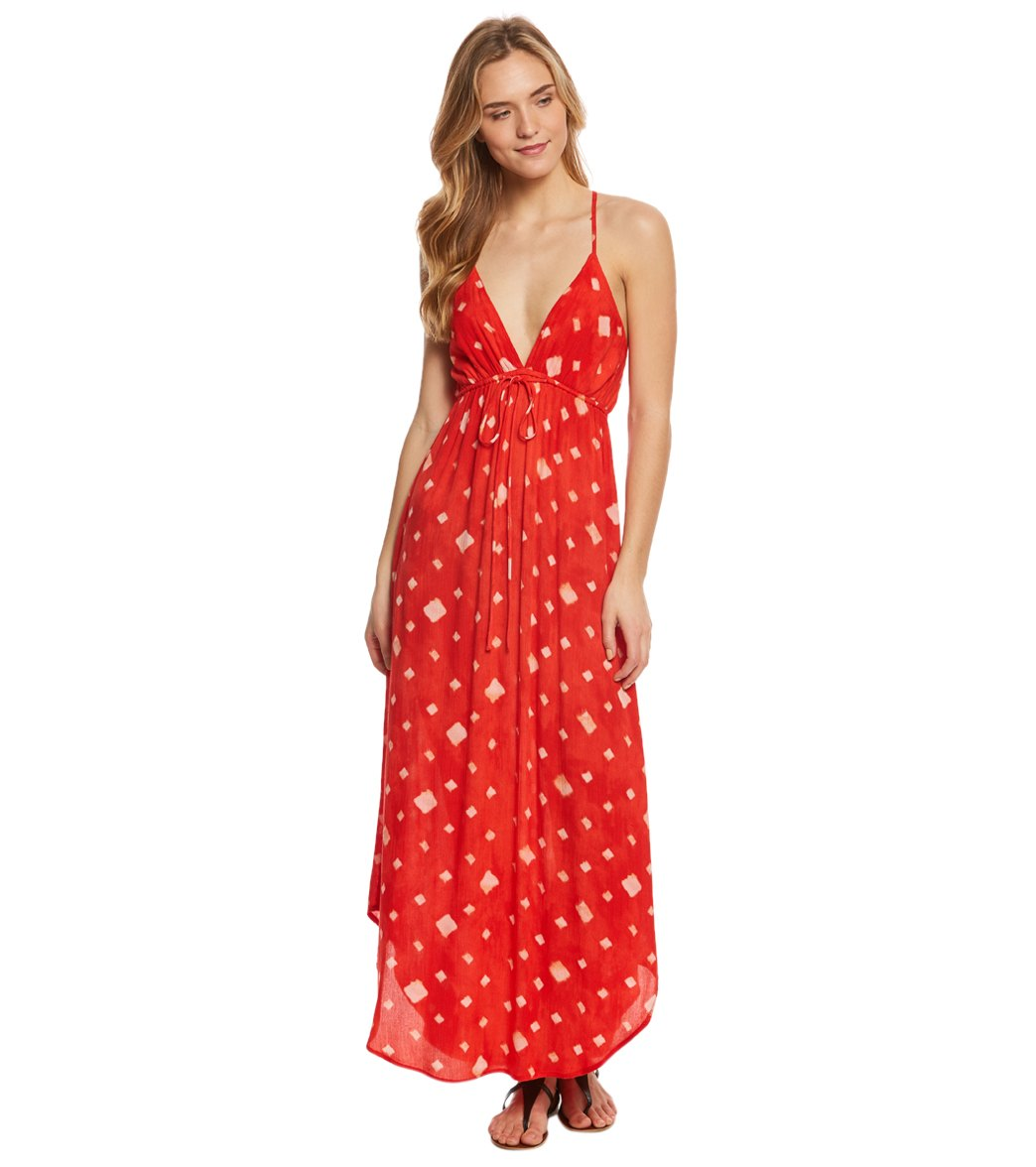 7681e534ef0 Billabong Don t Mind Maxi Dress at SwimOutlet.com - Free Shipping