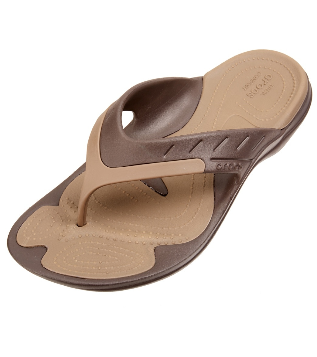 23f2dbd16 Crocs MODI Sport Flip Flop at SwimOutlet.com